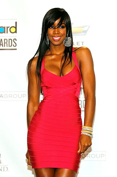 Kelly Rowland - 2011 Billboard Music Awards - Press Room