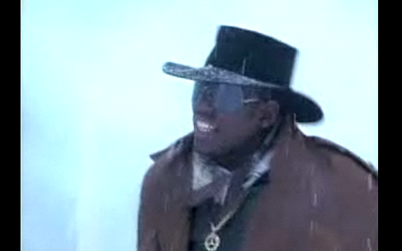 Kool Moe Dee Wild Wild West Video