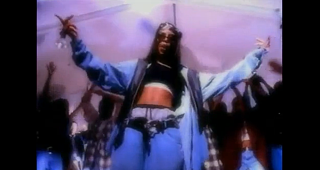 Throwback: Aaliyah 'Back & Forth' [VIDEO]