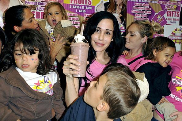 Octomom Nadya Suleman & Her 14 Children