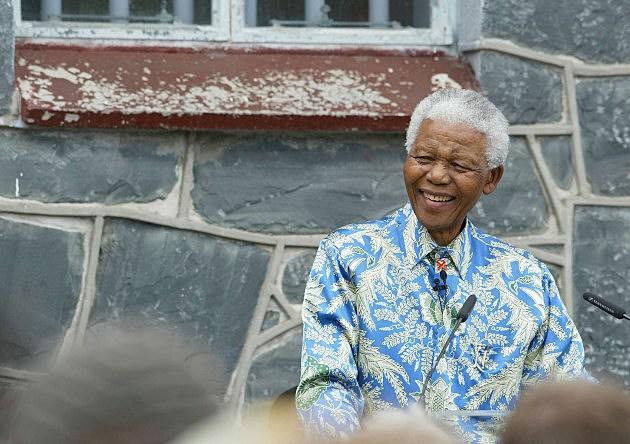 #Mandela Story, Nelson Mandela