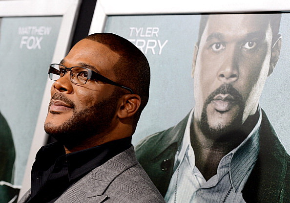 "Tyler Perry / Premiere Of Summit Entertainment's ""Alex Cross"" - Red Carpet"