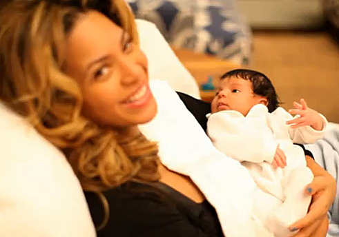 Beyonce Knowles-Carter / Blue Ivy Carter
