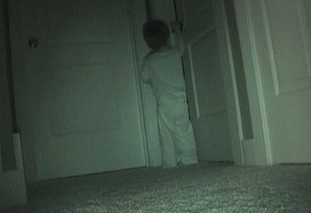 . 2 Year Old Bedroom Bandit Caught on Video