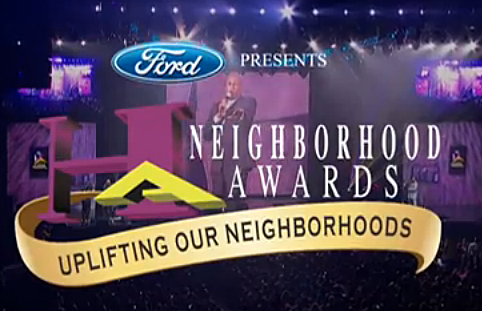 Neighborhood Award Logo